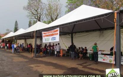 Mostra e Comercialização de Produtos da Agricultura Familiar encerra atividades de fórum regional