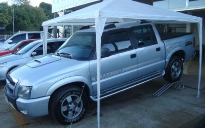 Chevrolet S10 Executive 2.8 4×4 CD TB Intercooler Diesel
