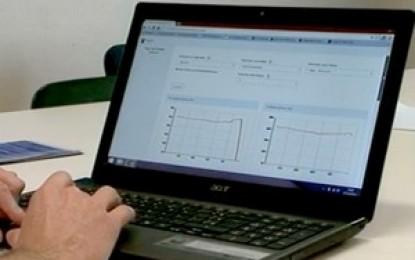 Estudante do RS cria sistema online para monitorar umidade do solo