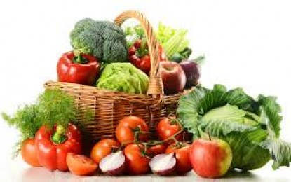 Produção de Verduras e legumes na região podem ter sido afetados pelas geadas