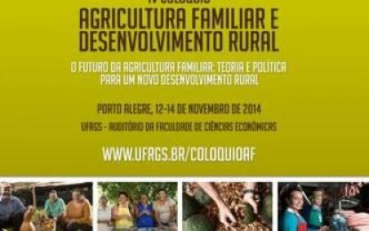 Fetraf debaterá agricultura familiar em evento da UFRGS