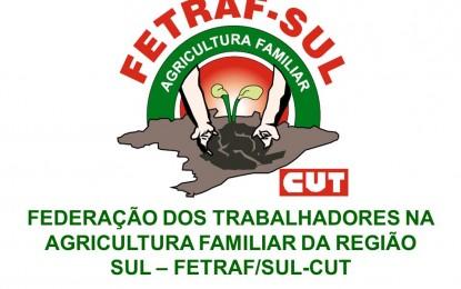 Fetraf-Sul processa empresa por dívida de quase R$ 1 milhão