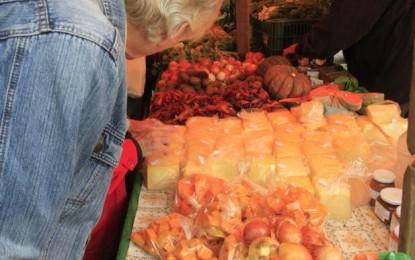Mercado orgânico deve crescer 25% em 2014