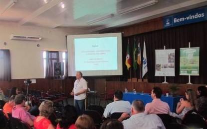 Fórum regional debateu nova era do cooperativismo e importância da economia solidária no desenvolvimento sustentável