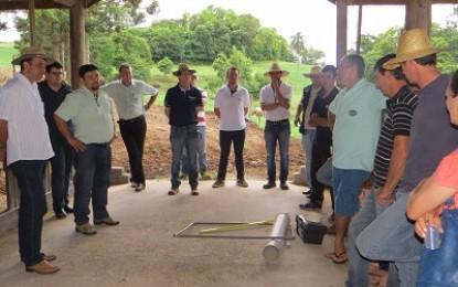 Emater/RS-Ascar desenvolve trabalho com unidades de referência na região Norte do Estado
