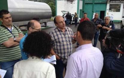 MP combate nova fraude no leite com adição de água e sal no RS