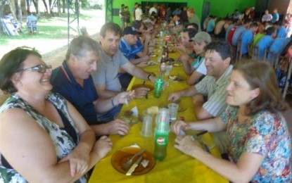 São Martinho foi Sede de Encontro dos Técnicos Agrícolas neste ano de 2014