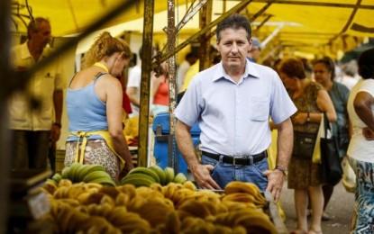 Novo secretário do Desenvolvimento Rural quer fortalecer agricultura familiar