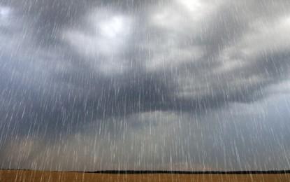 Tempo instável e chuvoso no Rio Grande do Sul