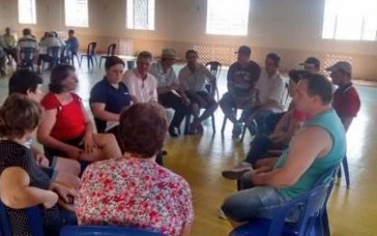 Mutirões da Agricultura Familiar movimentam municípios gaúchos, entre eles Tenente Portela