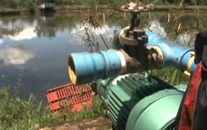 Propriedades rurais de Crissiumal foram beneficiadas com programa de Irrigação