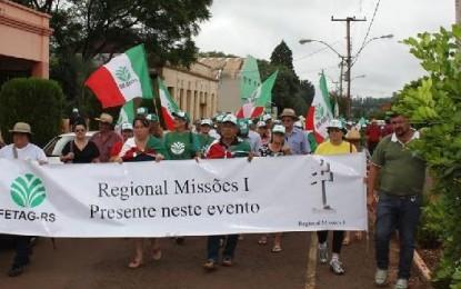 Fetag-RS fará mobilização em Santa Rosa na terça-feira