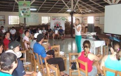 Jovens de Sede Nova-RS debateram alternativas para a sucessão rural