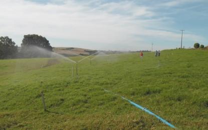 Agricultores de Portela são beneficiados com programa de irrigação e cisternas