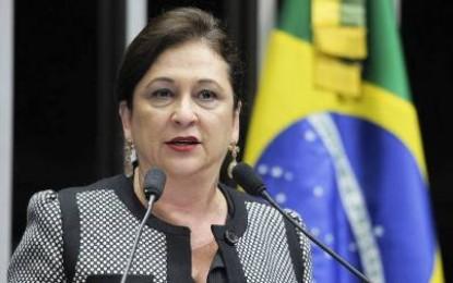 Kátia Abreu anuncia R$ 9 bilhões em crédito para pré-custeio da safra