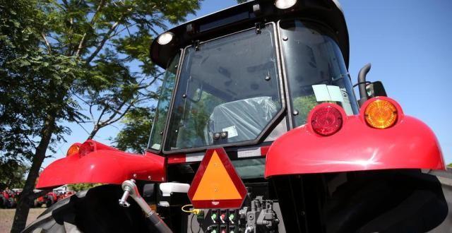 Vendas de máquinas agrícolas subiram 30,5% em agosto