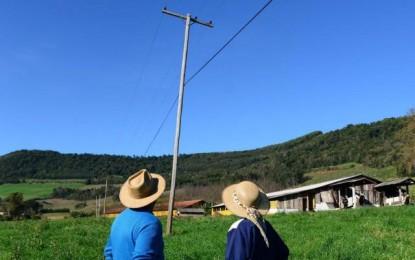 RS precisa de R$ 1,6 bilhão para levar luz trifásica à propriedades rurais