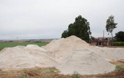 RS: Agricultura inicia a entrega de calcário aos inscritos no Programa de Correção da Acidez do Solo