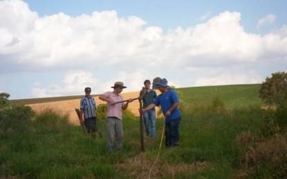 Emater/RS-Ascar orienta projetos de irrigação em São Martinho