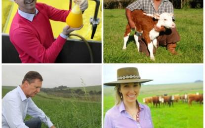 Gente do Campo: conheça a história da cooperativa e dos três produtores rurais vencedores em 2015