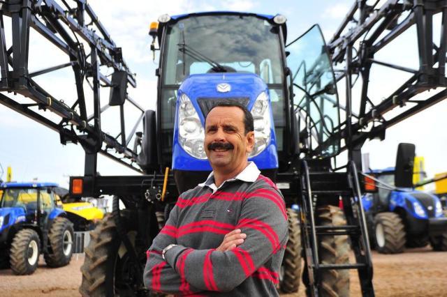 Na contramão da crise, conheça agricultores que não deixam de investir em tecnologia para produzir mais