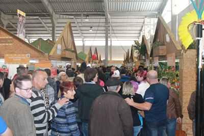 Pavilhão da Agricultura Familiar na Expointer supera expectativas
