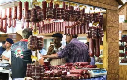 Vendas da agricultura familiar crescem 37,5% no primeiro dia da Expointer