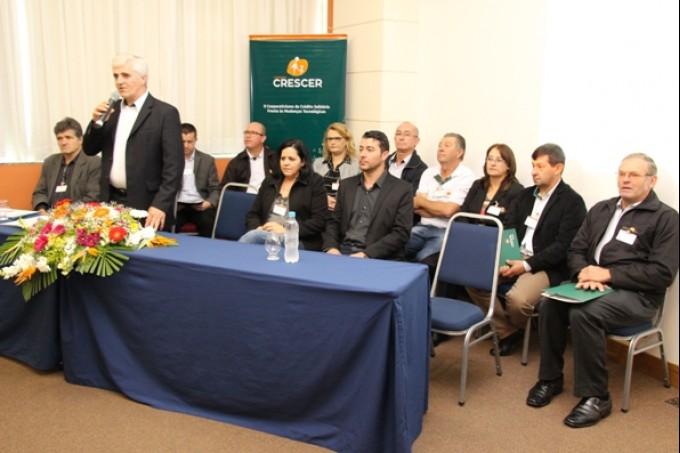 3° Seminário Crescer é concluído com Assembleia Geral da Cresol Sicoper