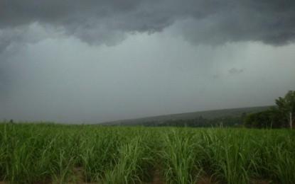 Totais de chuva permanecerão baixos na maior parte do RS