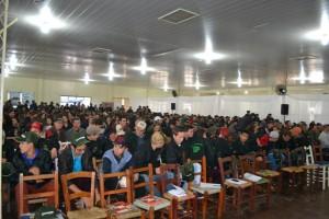 Mais de 700 participantes prestigiaram o evento