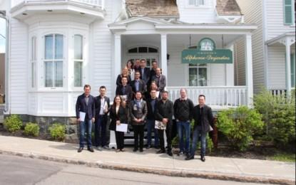 Comitiva da Central Cresol Sicoper participou de intercâmbio no Canadá