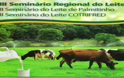 III Seminário Regional do Leite