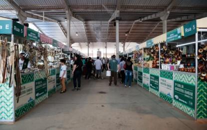 Vendas da agricultura familiar crescem 14,8% no primeiro fim de semana da Expointer