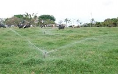 Laboratório usa métodos inéditos no Brasil para analisar infiltração da água no solo