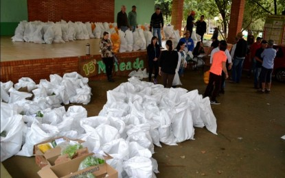 Chiapetta, Cesta básica dos servidores municipais oferece 30% de alimentos advindos da Agricultura Familiar