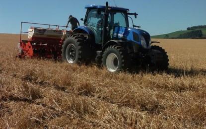 Novo sistema permite o registro gratuito de tratores e máquinas agrícolas