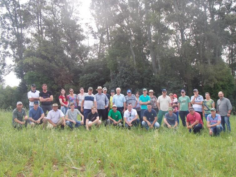 Tarde de Campo com o Grupo de Produtores do Pisa