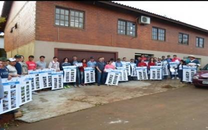 Vista Gaúcha, 35 propriedades rurais são atendidas pelo programa PISA