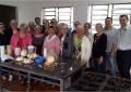 Sede Nova, realiza qualificação em processamento artesanal do leite, para agricultoras