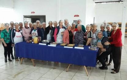 Emater de Três Passos, Promoveu Encontro com lideranças dos Clubes de Mães do Município