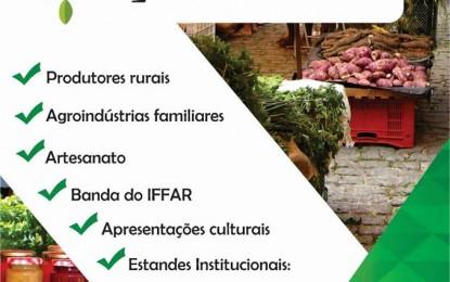 Eventos na Região Celeiro em comemoração à Semana da Alimentação