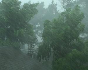 Ciclone chega nesta quinta com possibilidade de haver ventos forte