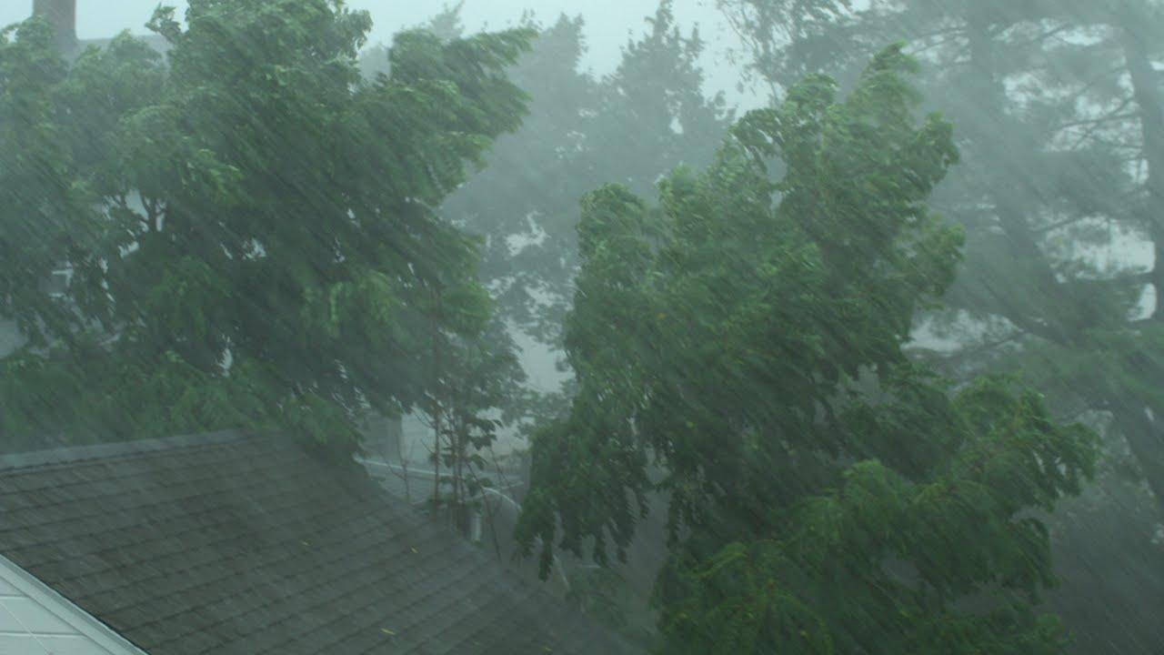 Há risco de chuvas e temporais isolados em grande parte do estado para sábado (04)