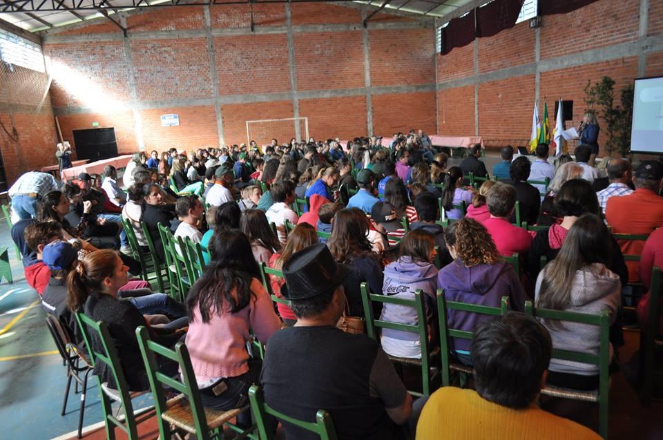 Três Passos realizou o primeiro seminário municipal de educação do campo