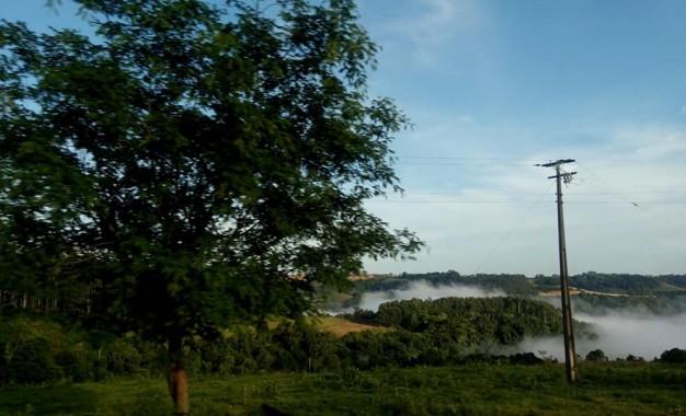 Frio dará trégua ao Rio Grande do Sul no fim de semana