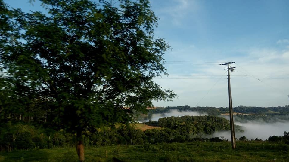 Clima: A semana começa com tempo aberto e frio no Rio Grande do Sul