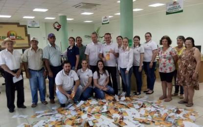 Cresol Humaitá realizou o terceiro sorteio da Campanha Sonho de Prêmios