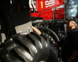 Venda de máquinas agrícolas deverá subir em 2018