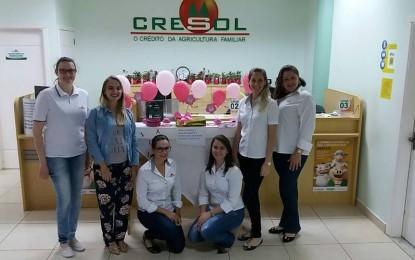 Cresol Humaitá faz homenagem as mulheres