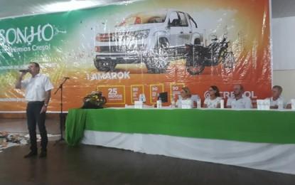CRESOL Humaitá realizou Assembleia Geral